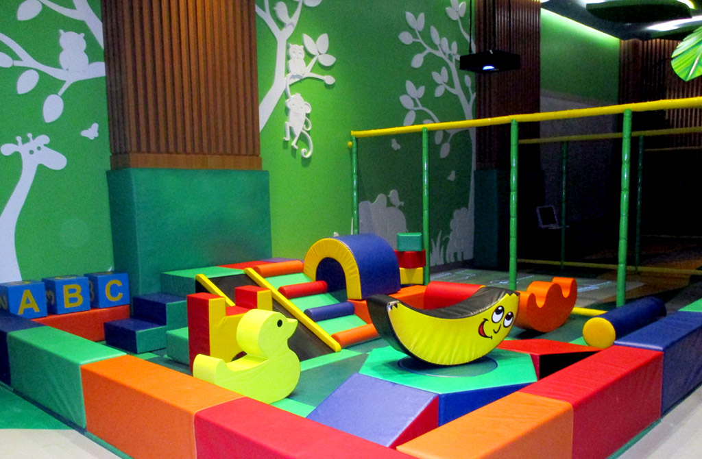 Ihram Kids For Sale Dubai: IREC Corporation: Indoor Playground