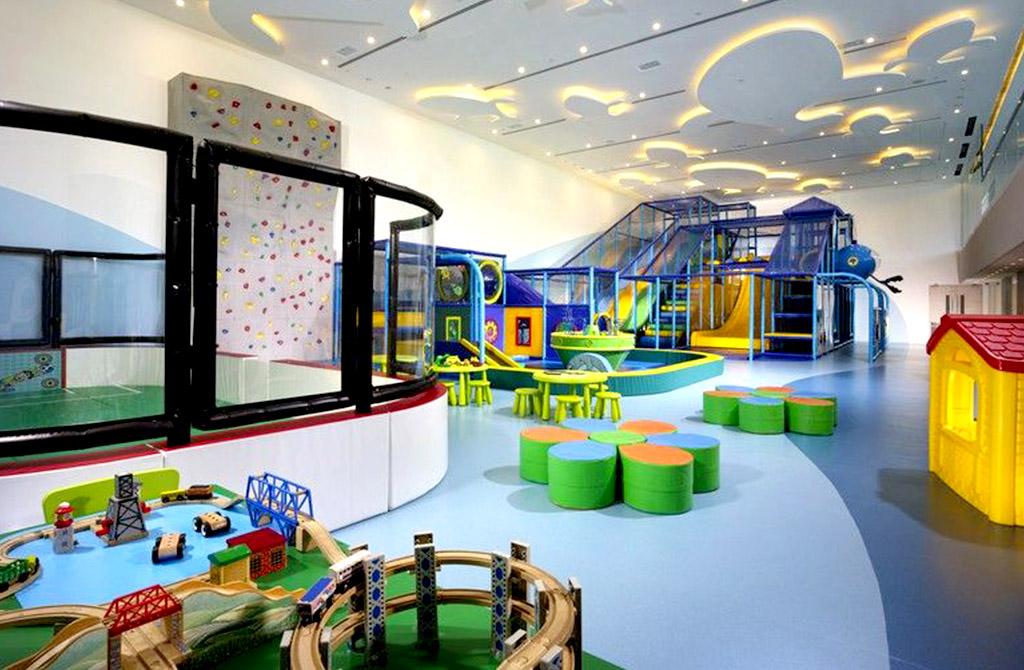 irec playground project
