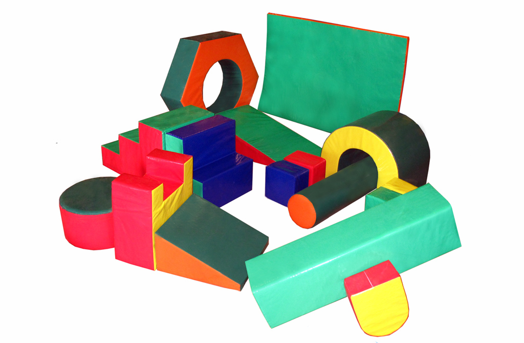 soft play equipment parts