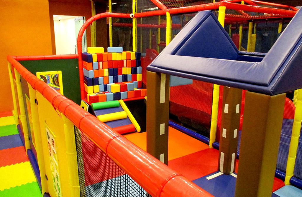 soft play equipment manufacturer