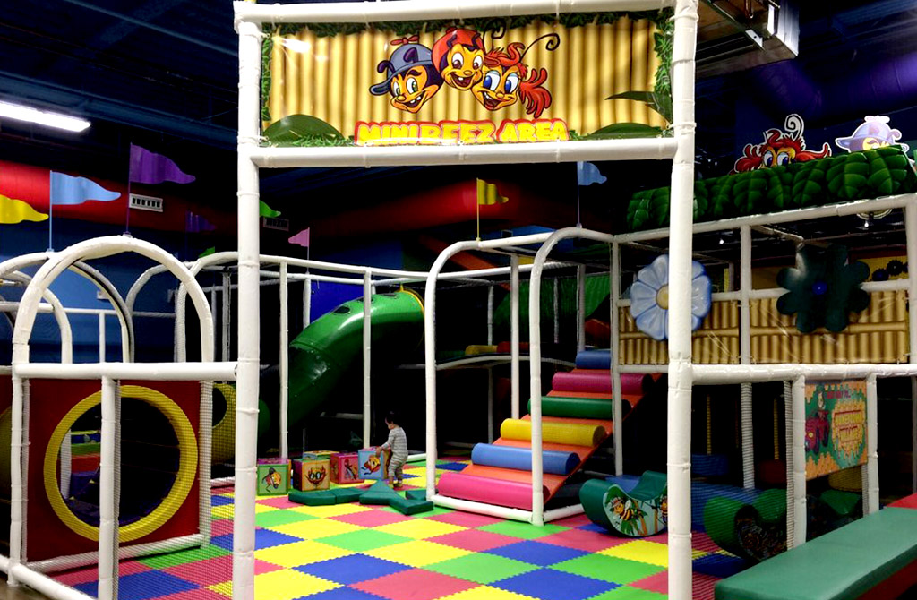 indoor playgrounds toddler