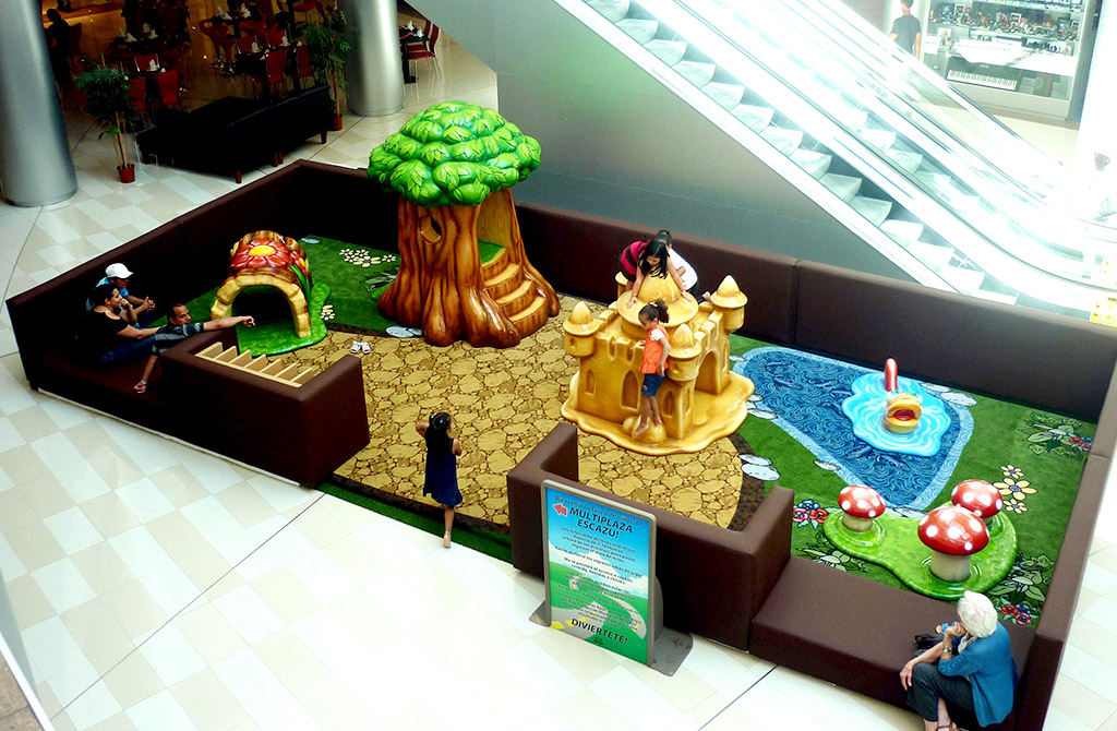 irec children's playground project