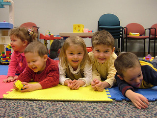 children's indoor playgrounds